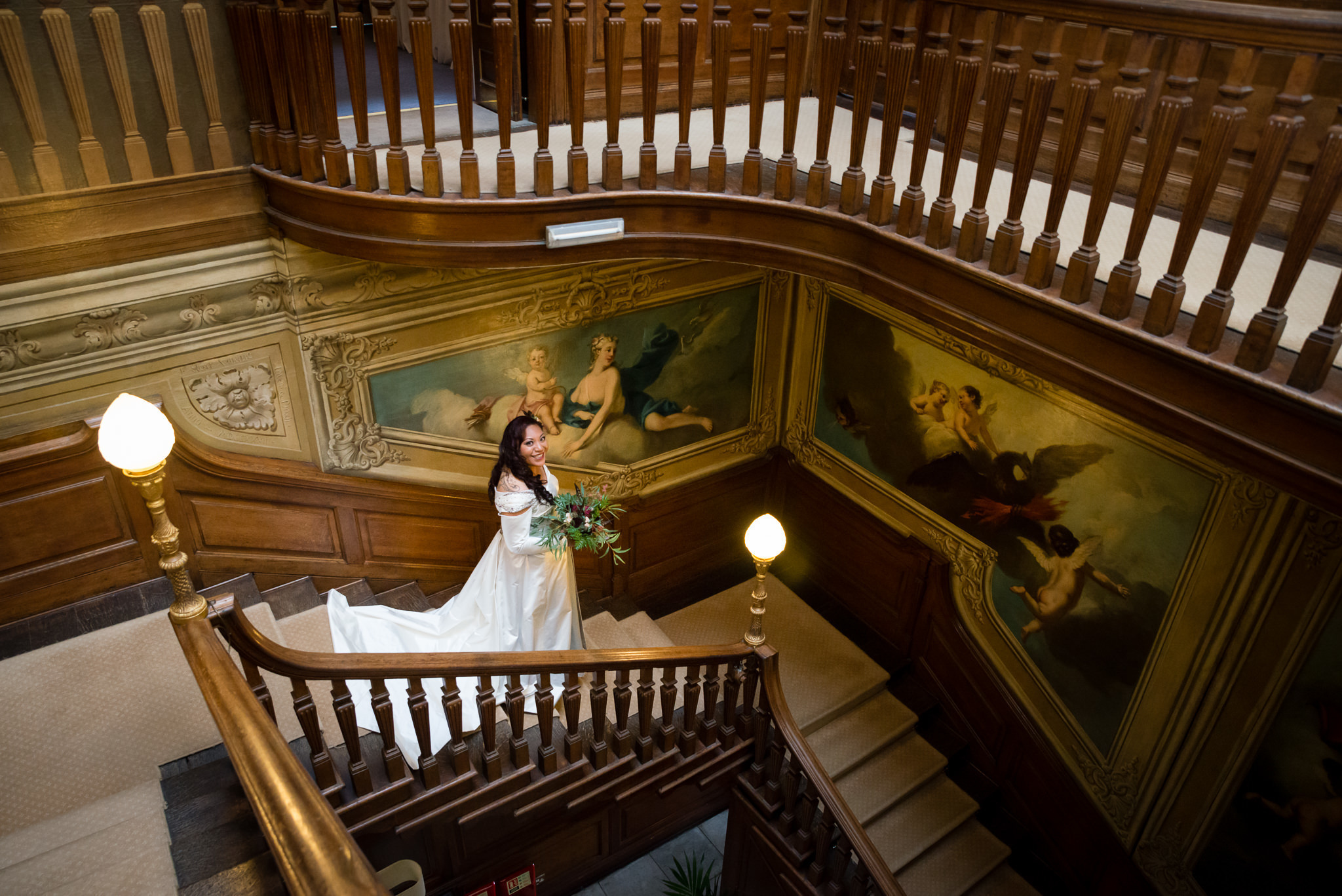 Moor Park wedding