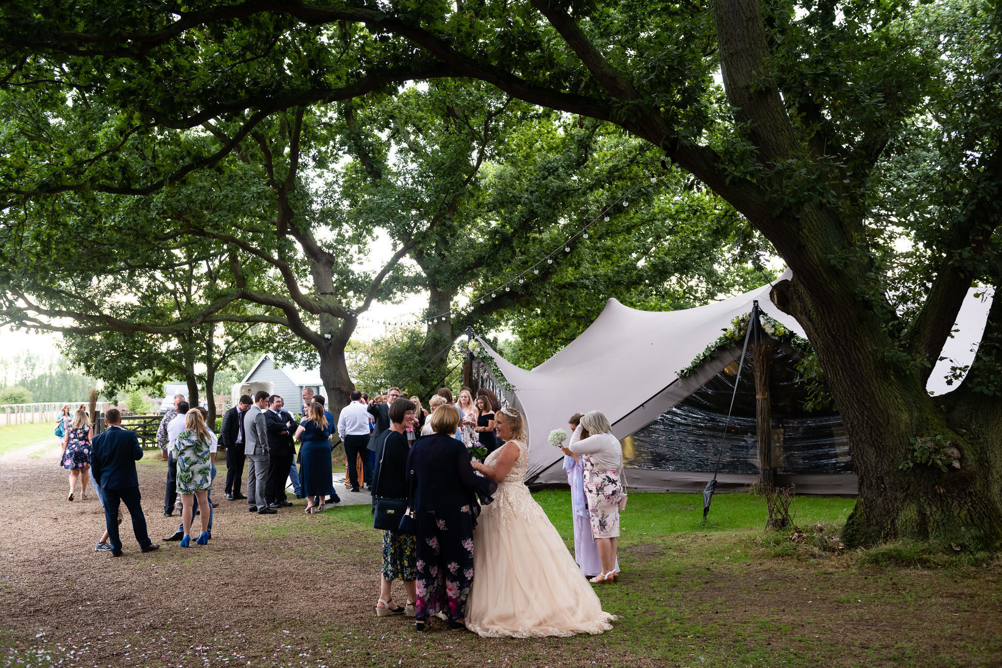 Oak Grove wedding